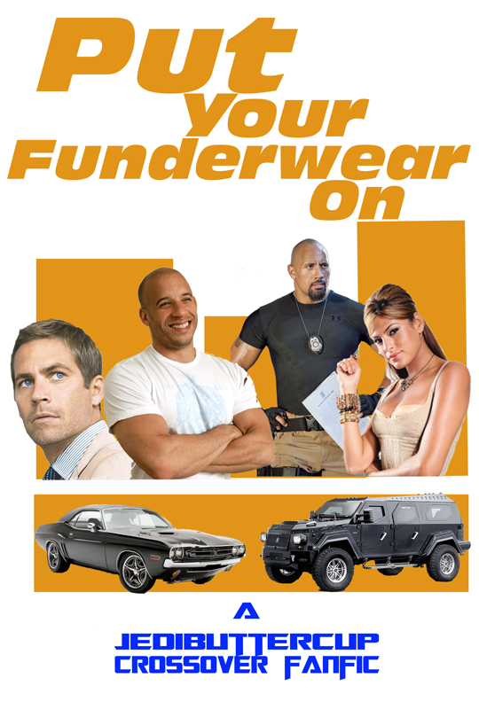 Put On Your Funderwear Cover Art by firefox1490