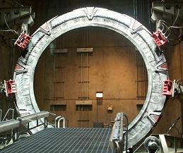 The Tau'ri Stargate